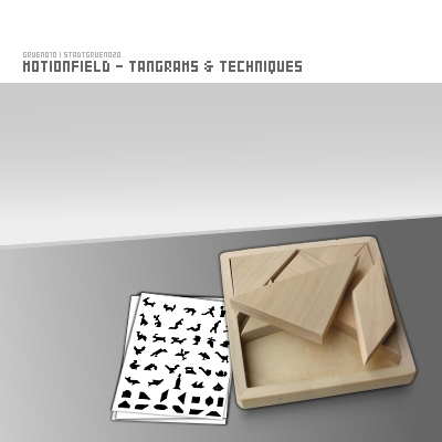 Cover of Tangrams & Techniques