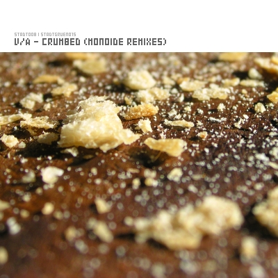Cover of Crumbed (Monoide Remixes)