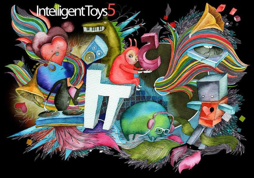 Cover of Intelligent Toys 5