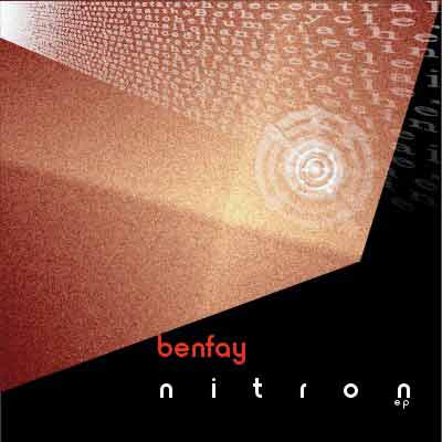 Cover of Nitron EP