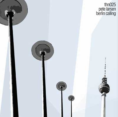 Cover of Berlin Calling EP