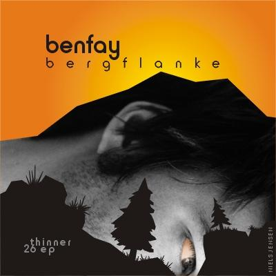 Cover of Bergflanke EP