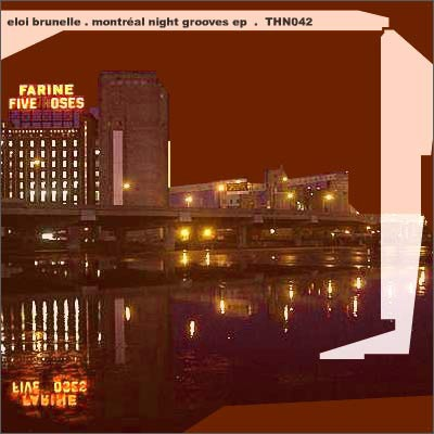 Cover of Montréal Night Grooves