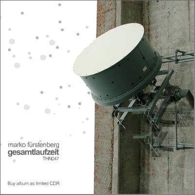 Cover of Gesamtlaufzeit LP