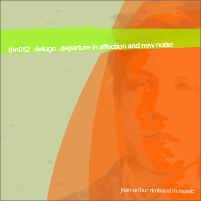 Cover of Departure in Affection and New Noise