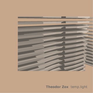 Cover of temp.light EP