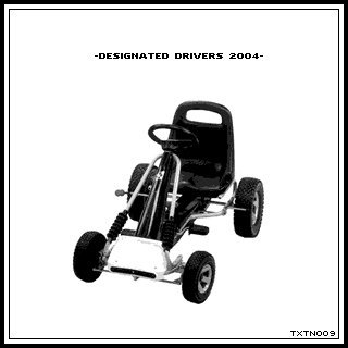 Cover of Designated Drivers 2004 Compilation