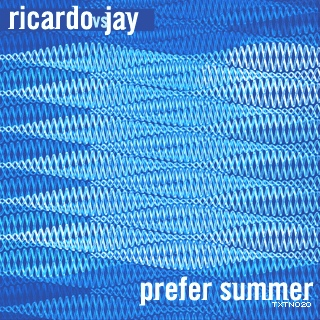 Cover of Prefer Summer EP