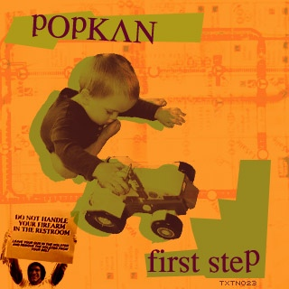 Cover of First Step EP