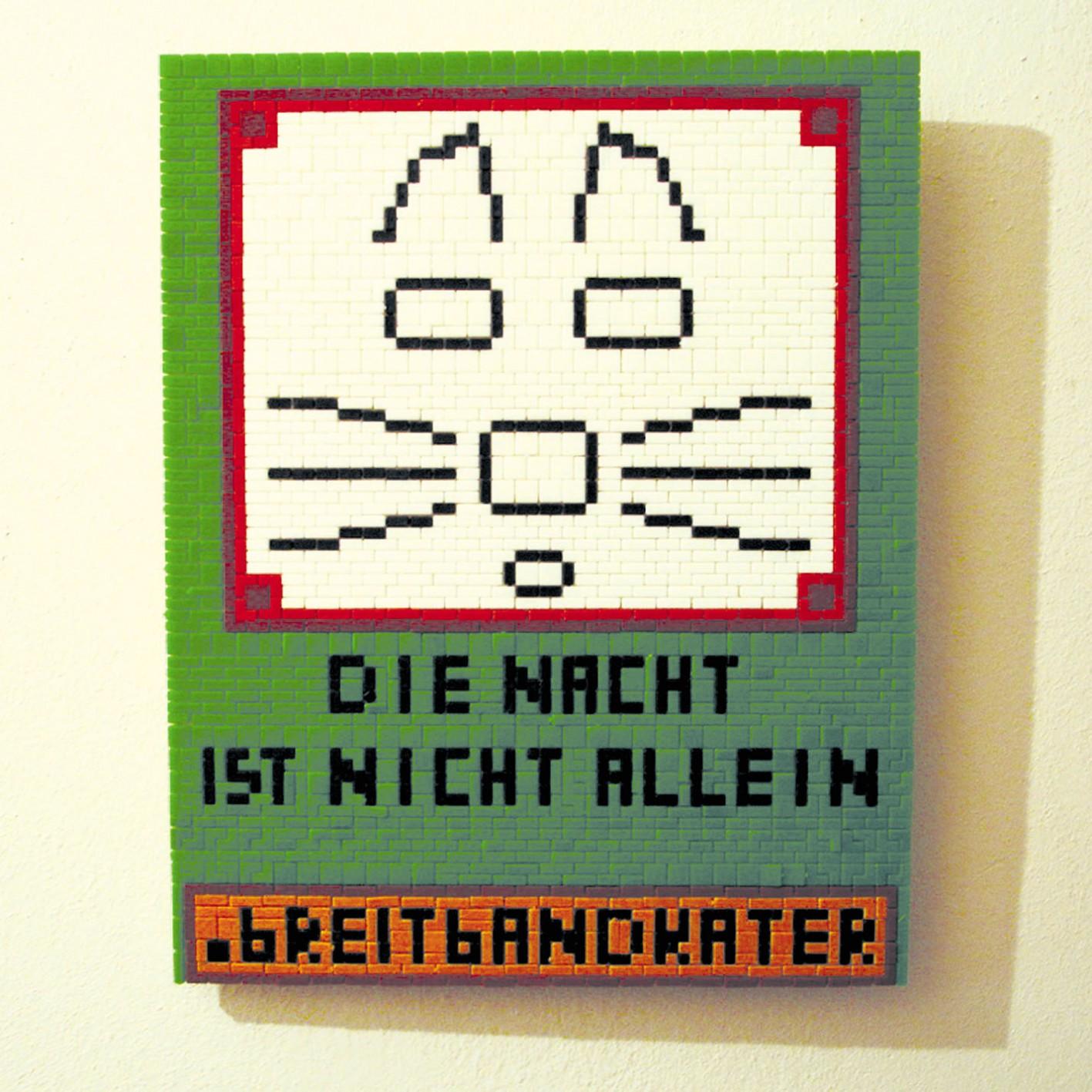 Cover of Die Nacht ist nicht allein