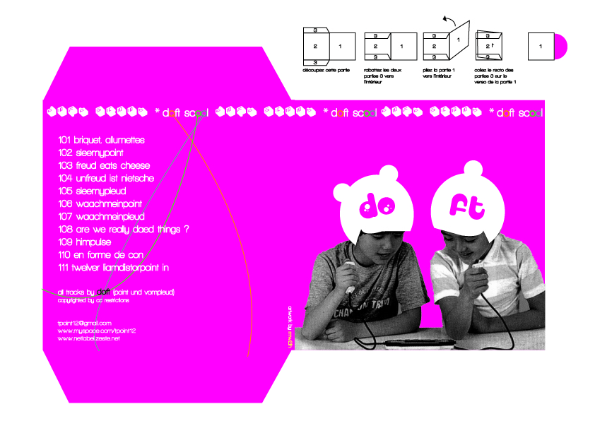 Cover of Doft Scool